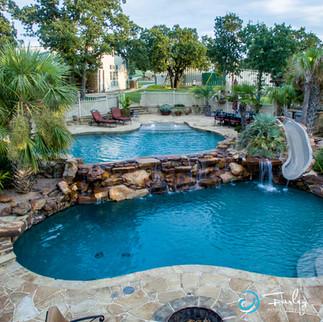 Boyd Double Pool Infinity