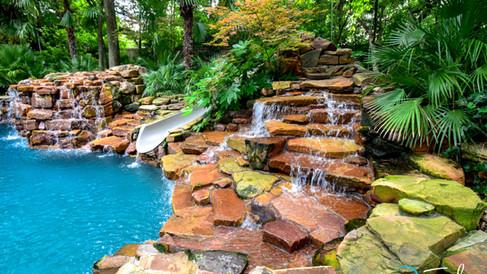 WaterFalls and Slide