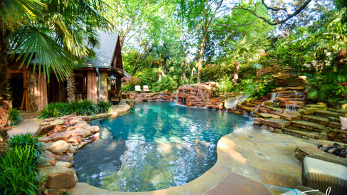 Dallas Natural Pool & Spa