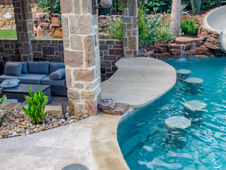 Outdoor Living Pool Project