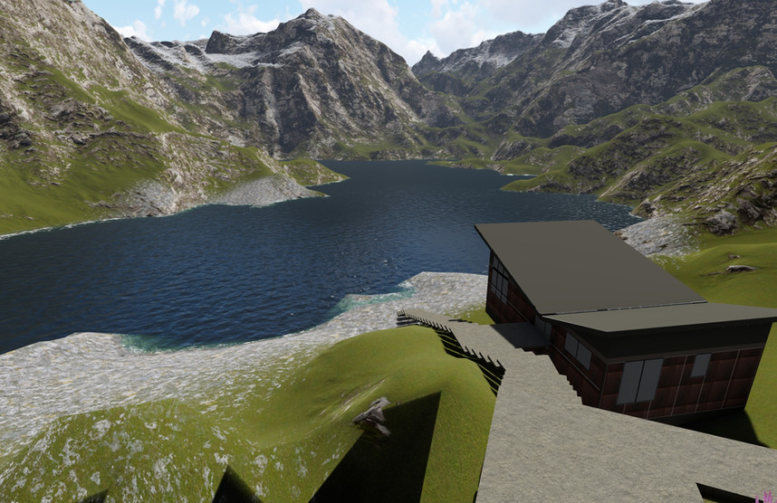 5011_view overlooking bunkbed house and