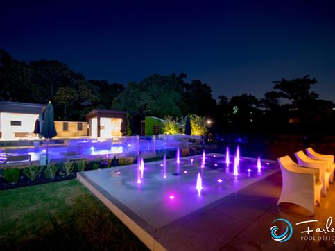 Night shot LED lights