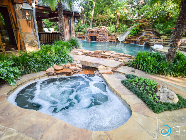 Spa Oasis in Dallas