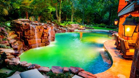 Natural Dallas Pool & Spa