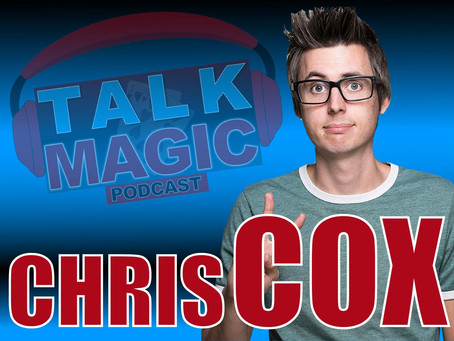 Talk Magic With Chris Cox | The Mind Reader Who Cannot Read Minds