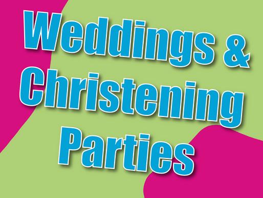 Children's Entertainment For Weddings & Christening Parties | Non-Stop Kids Parties 2021