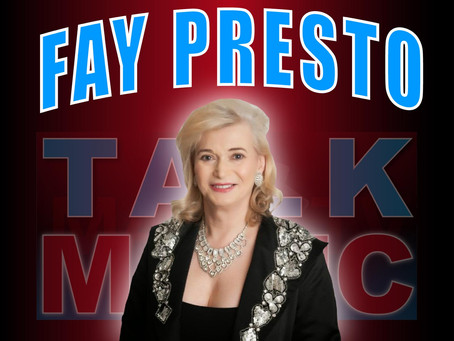 Fay Presto | The Legend Of Magic Speaks Out And Does Not Hold Back!