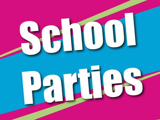 School Parties | Hosting Children's Entertainment At Schools 2021