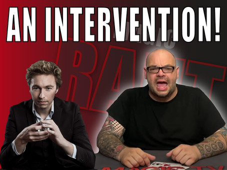 Peter Eggink - An Intervention | Magic Rant With Craig Petty