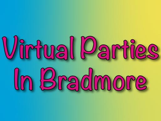 Virtual Parties In Bradmore | Virtual Party Entertainment 2021