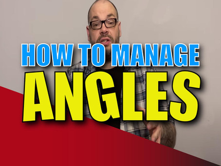 How To Manage Angles When Performing Close Up Magic | Magic Stuff With Craig Petty