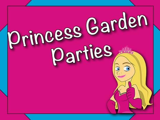 Princess Garden Parties | Garden Party With Non-Stop Kids 2021