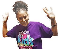 non stop kids entertainment entertainer donna