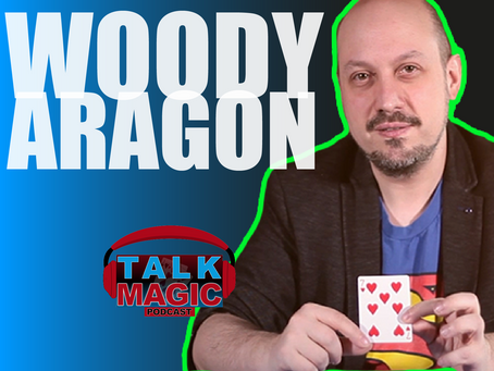 Talk Magic With Woody Aragon | The Spanish Wizard Talks Card Magic, Competitions and More