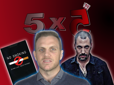 Magic TV 5x5 | Ace Tricks, No Smoking, Justin Miller's 3 Best Tricks, Ryan Schlutz