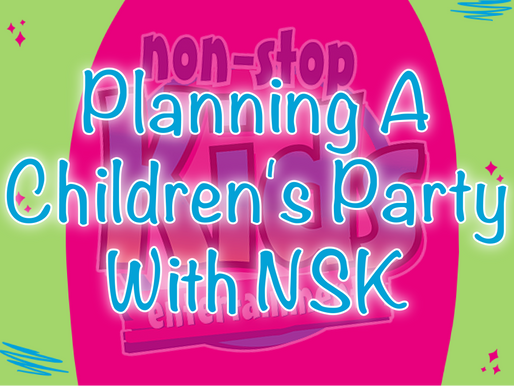 Planning A Children's Party With NSK 2020 | Online Birthday Parties