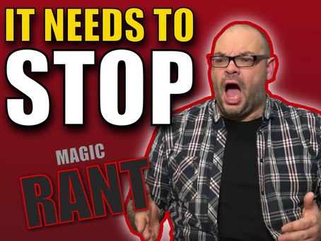 Elitism in Magic - IT NEEDS TO STOP | Magic Rant With Craig Petty