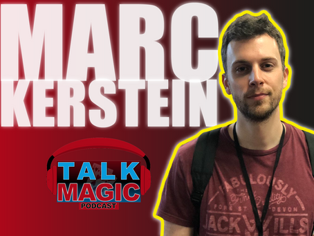 Talk Magic With Marc Kerstein | The Undisputed King Of App Magic Talks Apps, Creativity & More