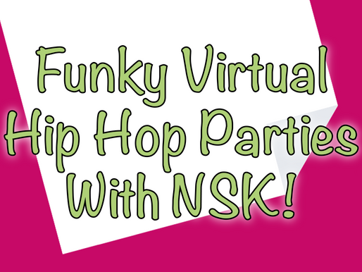Funky Virtual Hip Hop Parties With Non-Stop Kids | Virtual Parties 2020