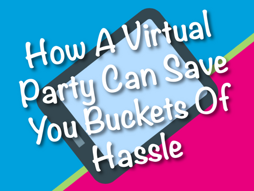 How A Virtual Party Can Save You Buckets Of Hassle | Virtual Parties 2021