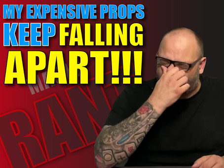 I'm Sick Of Expensive Props That Keep Falling Apart | Magic Rant With Craig Petty
