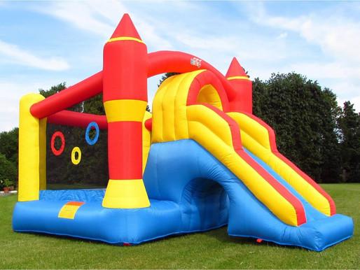 Should you hire a Bouncy Castle?