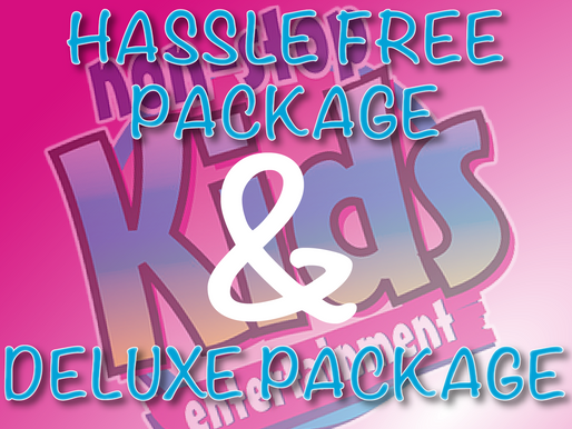 The Hassle Free & The Deluxe Package (DIFFERENCES) - Vlog
