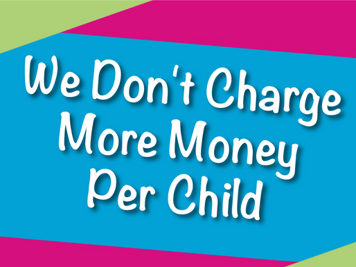 We Don't Charge More Money Per Child | Children's Entertainment With NSK 2021
