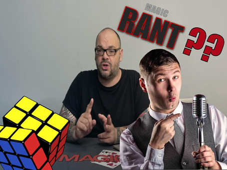 My FASTEST Rubik's Cube Solve Time & BULKY Props | Q&A With Craig Petty