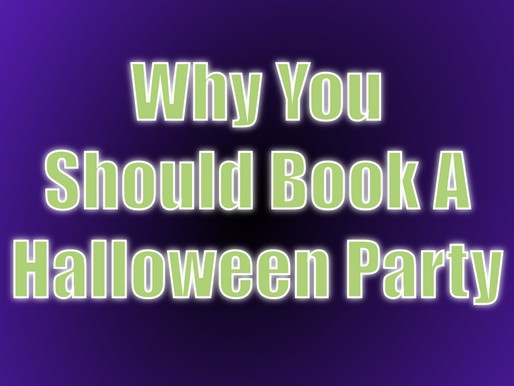 Why You Should Book A Halloween Party With NSK | Halloween Children's Parties 2021