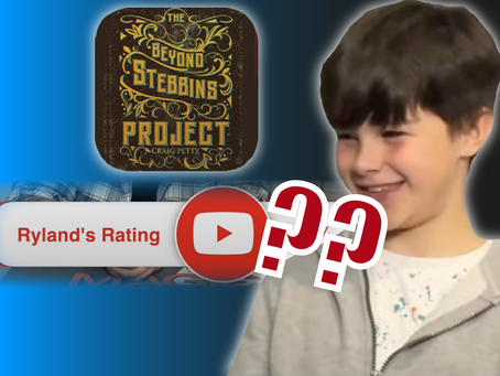 Beyond Stebbins, Quantum Bend, Invisible Coin, Time Box, Silk Can | Craig & Ryland's Review Show