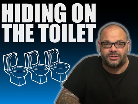 This Magician Spent An Entire Gig Hiding In A TOILET! | Magic 5x5 With Craig Petty