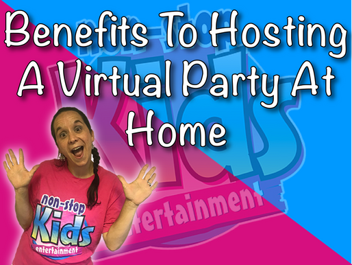 Benefits To Hosting A Virtual Party At Home | Virtual Parties 2021