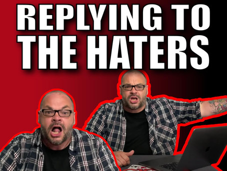 Replying To My Haters Comments! | Magic Rant With Craig Petty