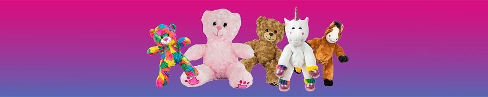 teddy bear banner for virtual teddy tast