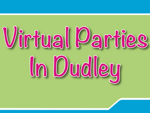 Virtual Parties For Your Children's Birthday In Dudley | Virtual Party With Non-Stop Kids 2021