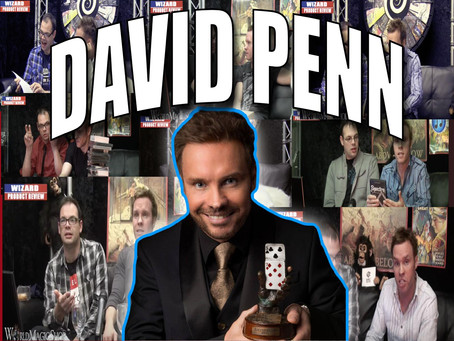 Talk Magic With David Penn | Petty & Penny Reunited At Last!