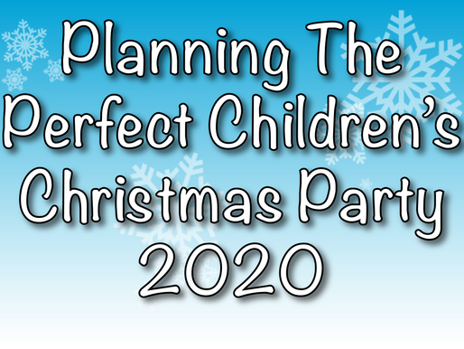 Planning The Perfect Children's Christmas Party 2020 | Virtual Christmas Party 2020