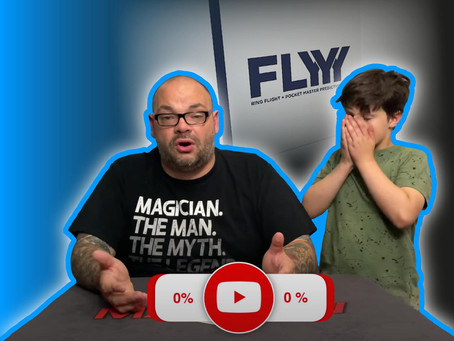 DNA, FLYYY, Perfect Pen, Labelled, Nice To Meet You 2 | Craig & Ryland's Magic Review Show