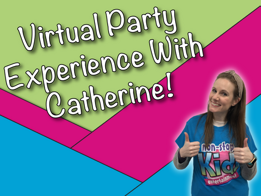 Providing Non-Stop Interaction Virtually | Virtual Party Experience With Catherine
