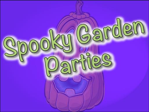 Spooky Garden Parties | Garden Party Entertainment 2021