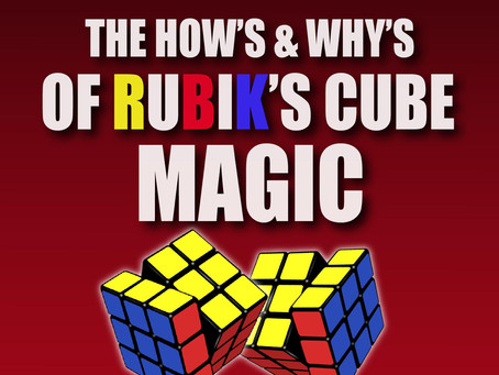 The How's and Why's of Rubik's Cubes With Craig Petty   Magic Q&A Sunday Special