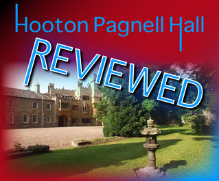VLOG - HOOTON PAGNELL HALL REVIEWED