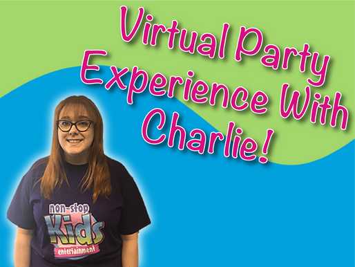 Bringing Everyone Together Virtually | Virtual Party Experience With Charlie
