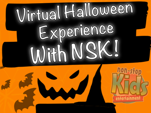 Virtual Halloween Experience With NSK | Virtual Halloween Party Ideas 2020