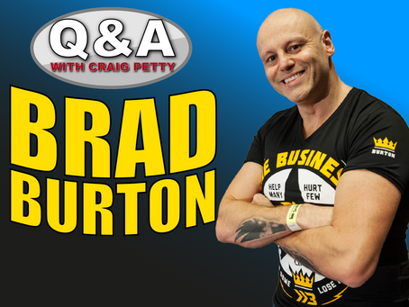 How To Be A Speaker With Brad Burton | Q&A