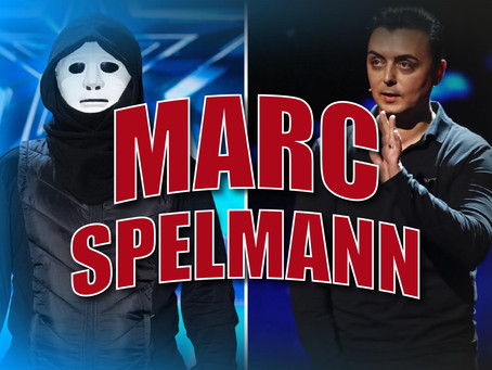 Talk Magic With Marc Spelmann | The Man Behind BGT Sensation Magician X