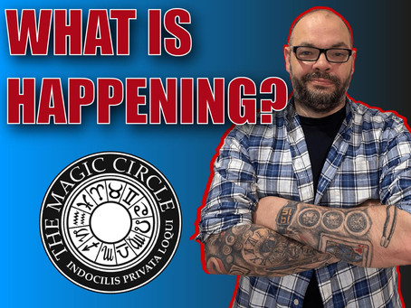 Current Happenings At The Magic Circle And More | Magic Q&A With Craig Petty