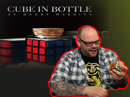 Reviewing The Cube In The Bottle! | Magic Review Show With Craig & Ryland