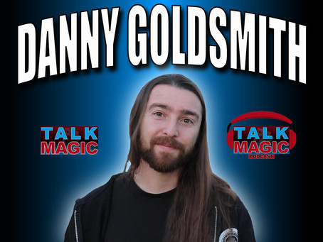 Danny Goldsmith | Interview With One Of The Best Coin Magicians In The World!